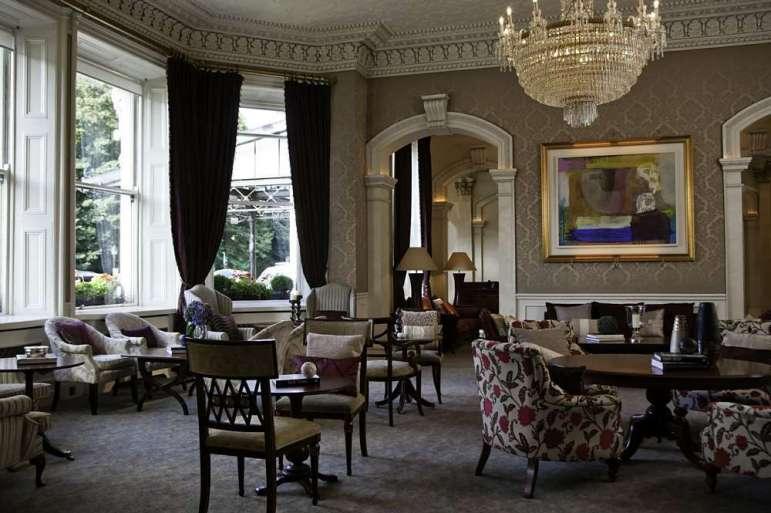 The Shelbourne Dublin, A Renaissance Hotel - Lord Mayor Lounge (photo courtesy of Marriott)