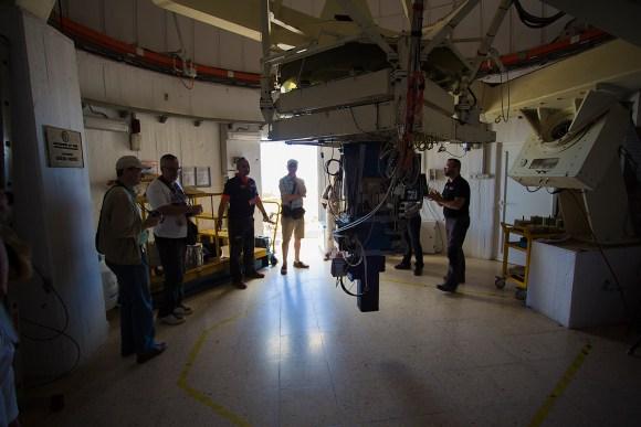 Carlos Sanchez Telescope - Teide Observatory