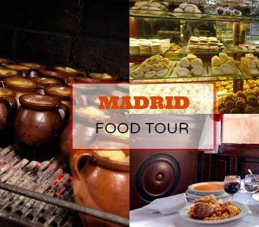 Madrid Food Tour – The Ultimate Spanish Cuisine Tour