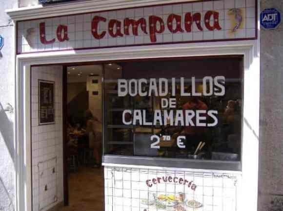 La Campana - Madrid