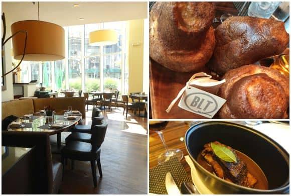 BLT Steak Restaurant White Plains