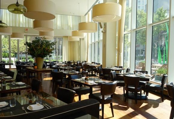BLT Steak Restaurant dining area