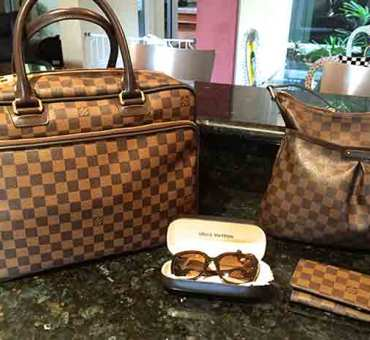 Traveling in Style with Louis Vuitton