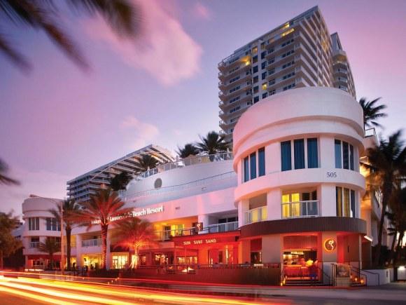 Hilton Fort Lauderdale (Image Source: myfortlauderdalebeach.com)
