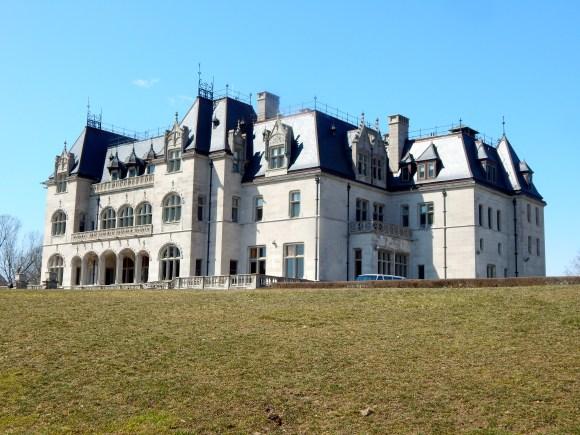 Ochre Court Mansion, Newport