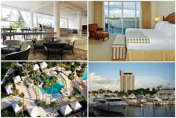 Luxury Hotels in Fort Lauderdale Beach - Hyatt Regency Pier Sixty Six ( Image Courtesy: Hyatt Regency Pier Sixty Six)