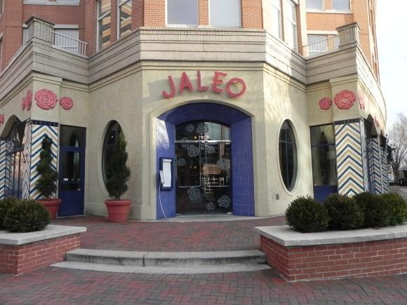 Jaleo in Bethesda Front Entrance