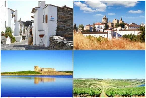Alentejo, Portugal (Image Source: Echelon Cycling Tours)