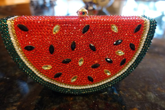 D'SLICE watermelon purse (Model: 287) by Giltbags.com