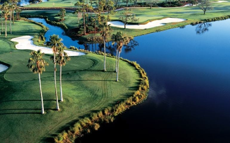 The Champion PGA National course No. 3 (Image: PGA Resort)