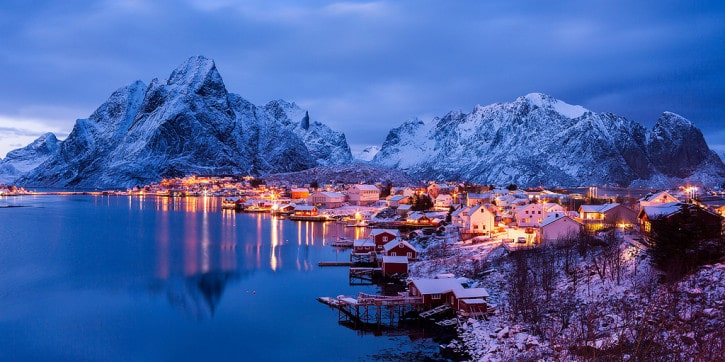 Discovering the Magic of Norway in Winter