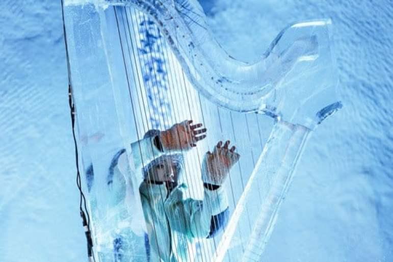 Ice Music Festival, Geilo, Norway (Photo by Emile Holba)