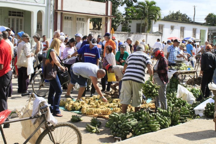 Food is a Topic of Great Concern to Most Cubans living in Cuba