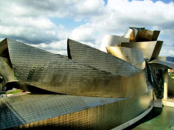 Guggenheim Museum, Bilbao (Image: Tours of Basque)
