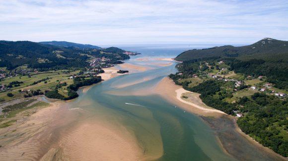Urdaibai Biospshere Reserve, Bizkaia (Image: Tours of Basque)
