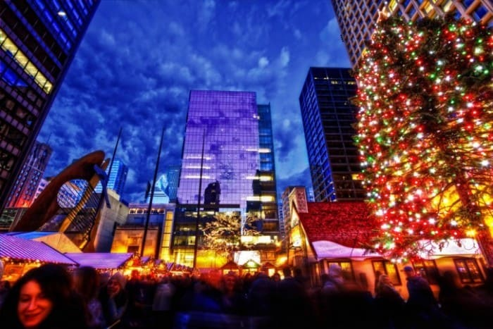 The Top Five Reasons Your Children Will Love Chicago Over the Holidays