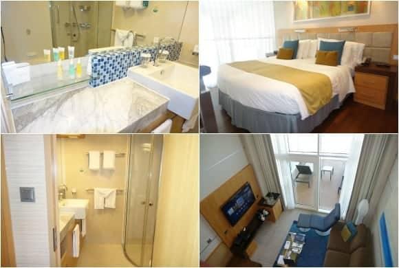 Crown Loft Suite - Oasis of the Seas