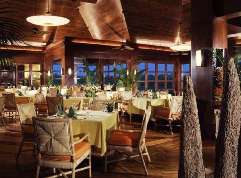 La Laguna Restaurant Fairmont Mayakoba (Image: Cancun.com)