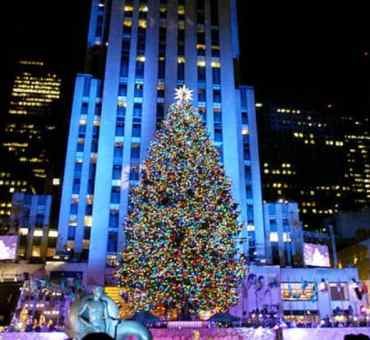 The Top Five Christmas Streets to See in Manhattan This Holiday Week