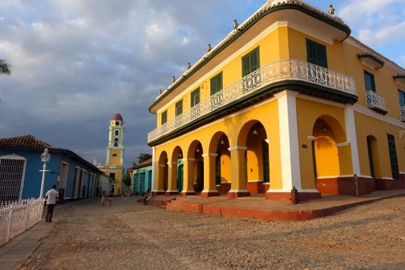 Museo Romantico, Trinidad, Cuba