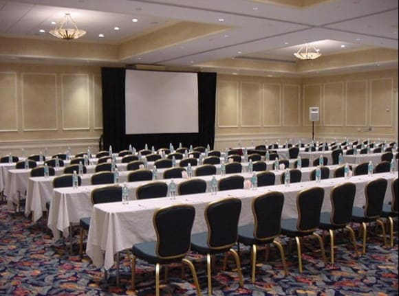 Banquet and Meeting Rooms photo courtesy of Key Largo Bay Marriott Resort