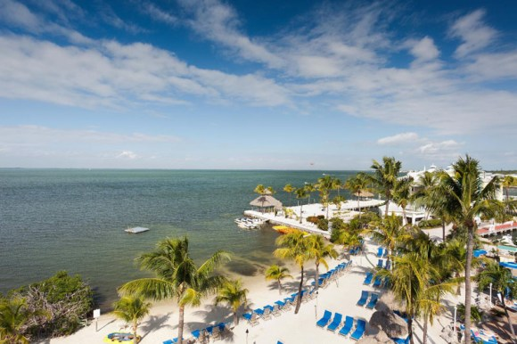 Penthouse View photo courtesy of Key Largo Bay Marriott Resort
