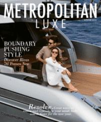 Metropolitan Luxe Magazine