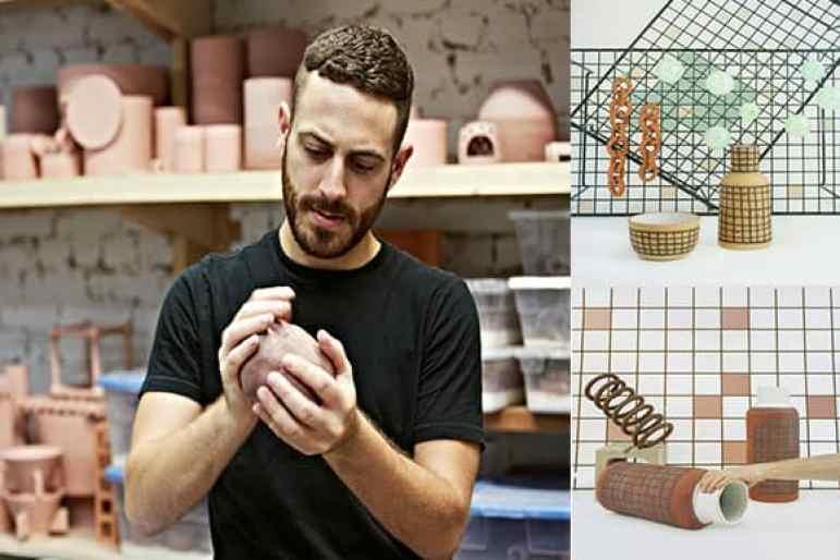 Ben Medansky Ceramics (Photo courtesy of Ben Medansky)
