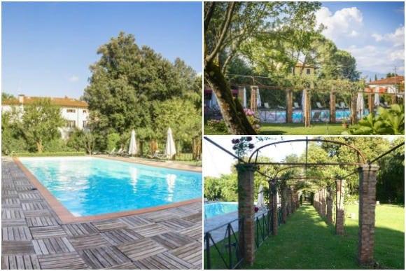 Villa La Principessa Pool Area