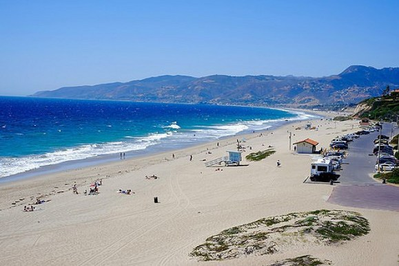 Zuma Beach (Photo: Flickr Cshall72)
