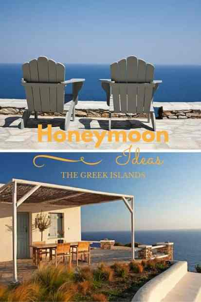 HONEYMOON IDEAS IN