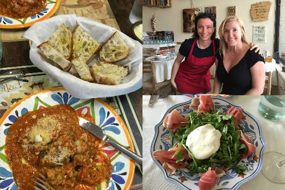 il Paesana Dinner Selections