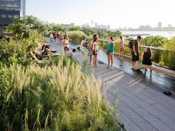 Photo Courtesy of High Line