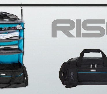 Rise Gear Luggage Review and Giveaway