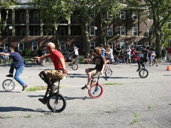 TheNYCUnicycleFestival