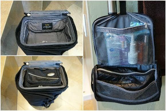 SkyRoll Toiletry Kit Bag