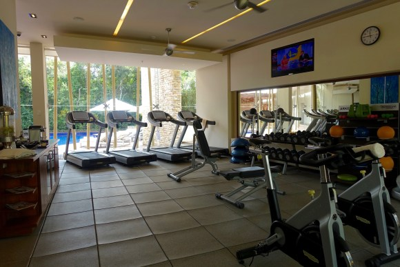 Rosewood Mayakoba Fitness Center