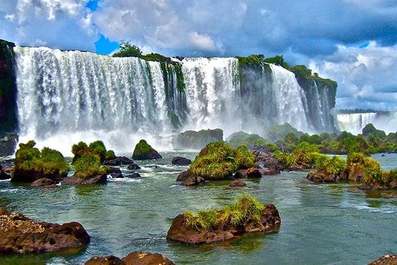 Iguana Falls (Flickr Marissa Strniste) used under the Creative Common License