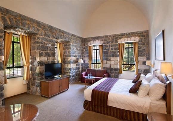 Antique Rooms via The Scots Hotel