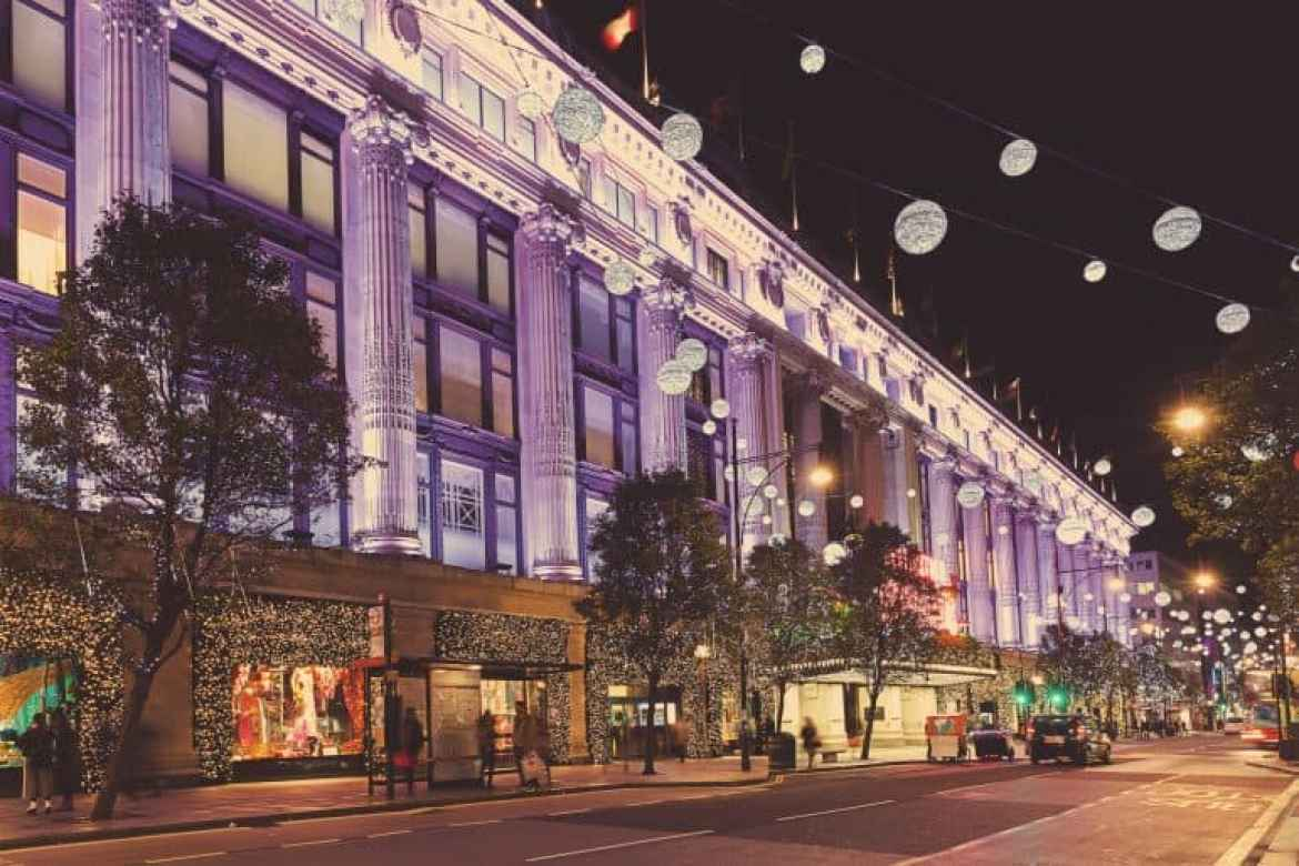 Selfridges & Co Shopping Center London
