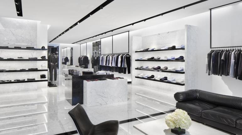The Kooples Central London Store (Image Courtesy of The Kooples)