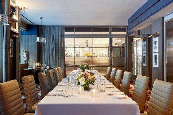The Regency Room Dinner - Image Loews Regency New York
