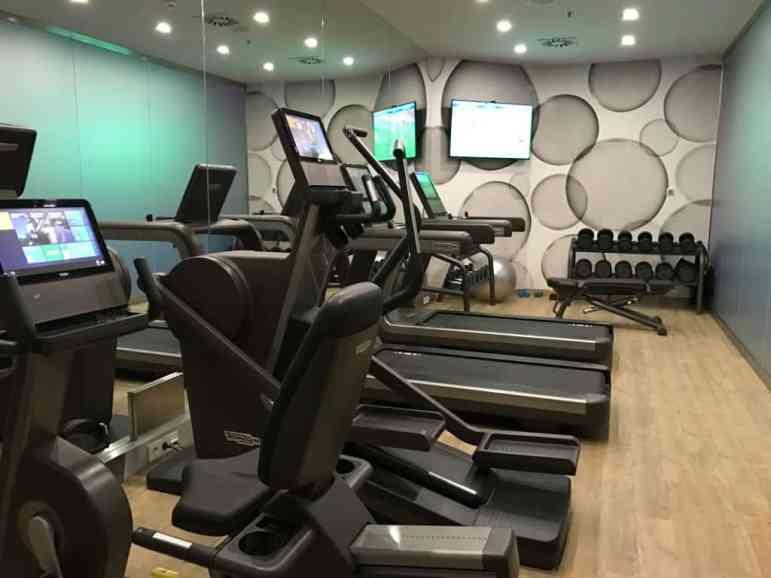 Fitness Center - Aria Hotel Budapest