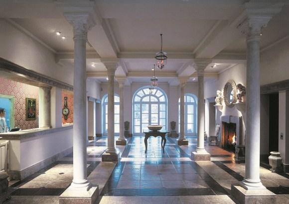 Lobby Area - Image Villa Padierna Hotel Palace