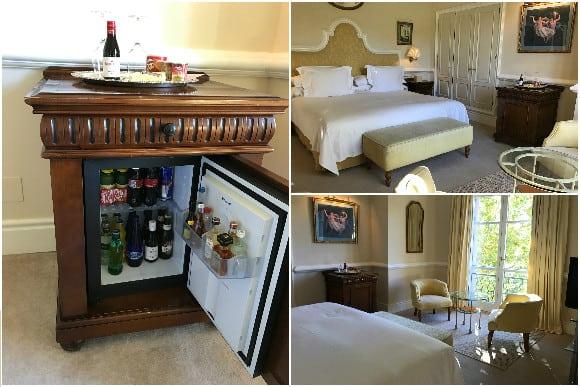 Deluxe Room King - Villa Padierna Palace Hotel