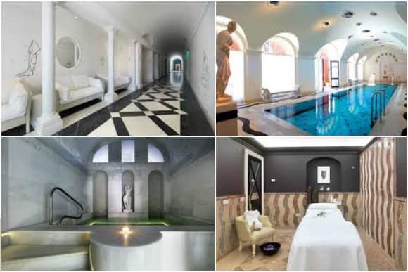 Medical Wellness Spa - Villa Padierna Palace Hotel