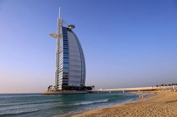 Burj Al Arab - Image Visit Dubai