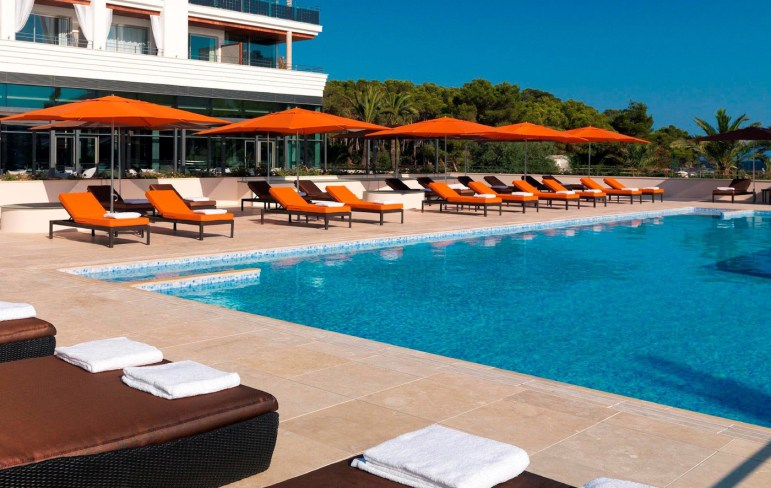 Photo by Hotel Aquas de Ibiza
