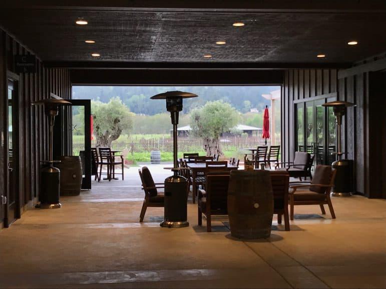 Comstock Wine - Sonoma Country - Image Carmen's Luxury Travel