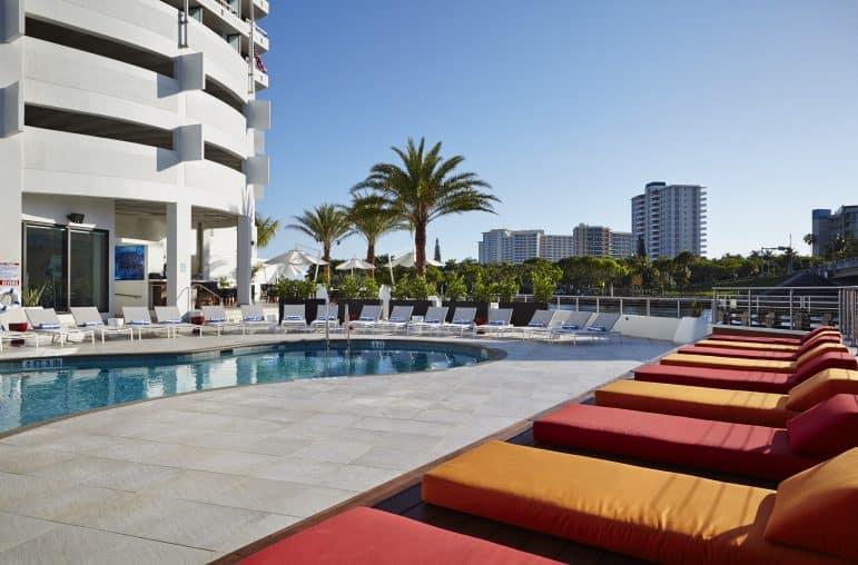 Swimming Pool Photo Courtesy of Waterstone Resort & Marina